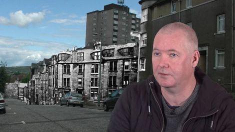 louie speak to inverclyde tv